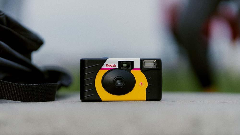 Wegwerpcamera van Kodak